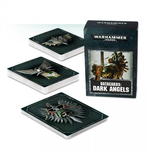 Datakarten: Dark Angels (DE)