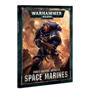 Codex: Space Marines (Hardback) (DE)