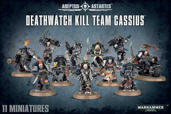 Kill Team Cassius