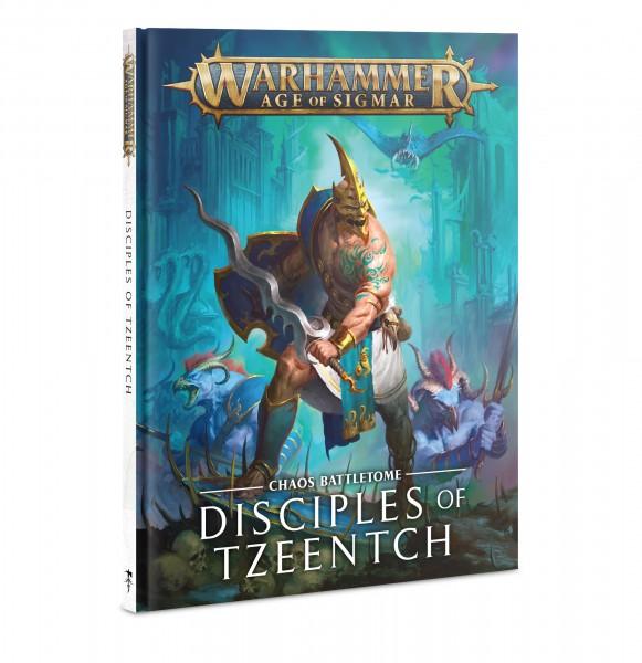 Battletome: Disciples of Tzeentch (DE)