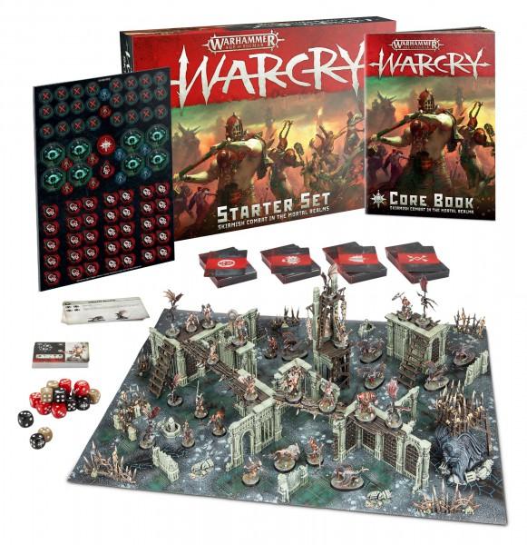 Warcry-Starterset (DE)