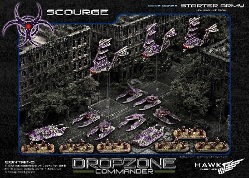 Core Scourge Starter Army (plastic)