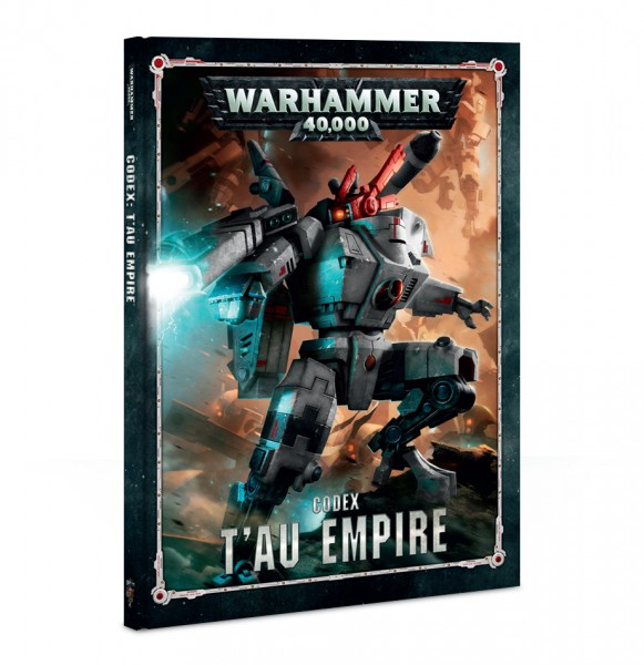 Codex:T'au Empire (DE)