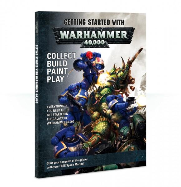 Einsteiger-Leitfaden Warhammer 40.000 (DE)