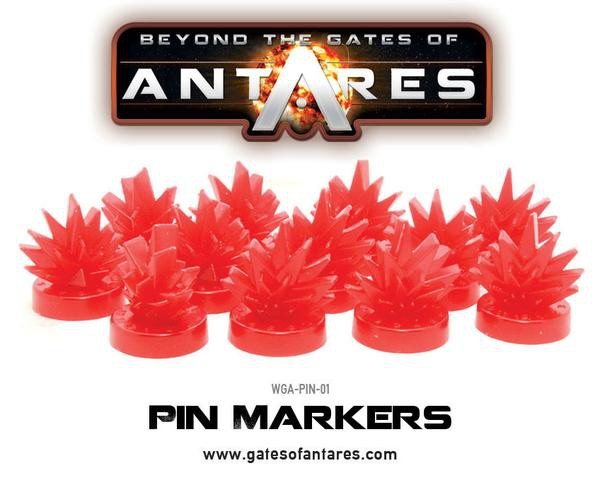 Plastic Pin Markers