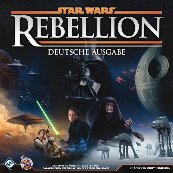 Star Wars Rebellion (Deutsch)