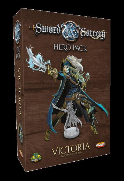 Sword & Sorcery - Victoria Erweiterung (DE)