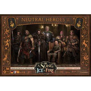 A Song of Ice & Fire - Neutral Heroes II (DE)