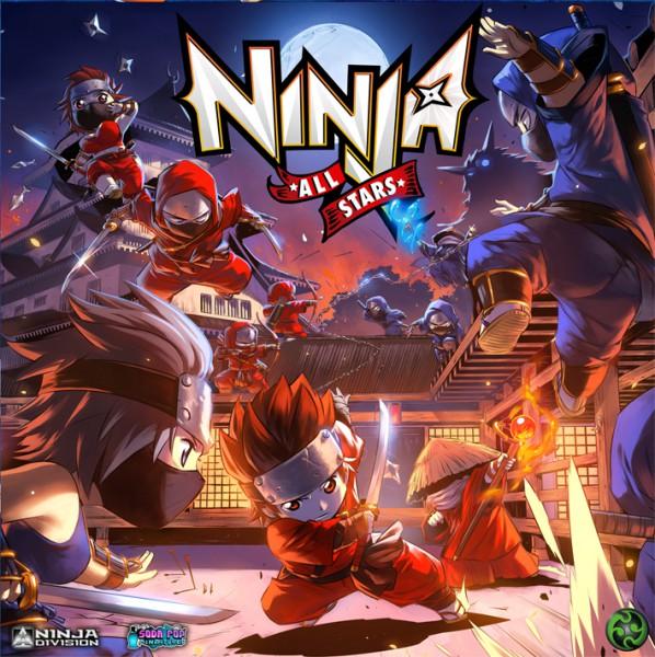 Ninja All-Stars: GRUNDSPIEL (DE)