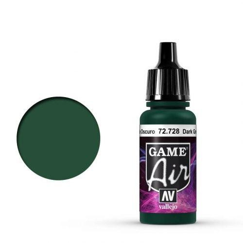 728 Dark Green 17 ml
