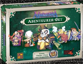 Masmorra - Abenteurer Erweiterung (DE)