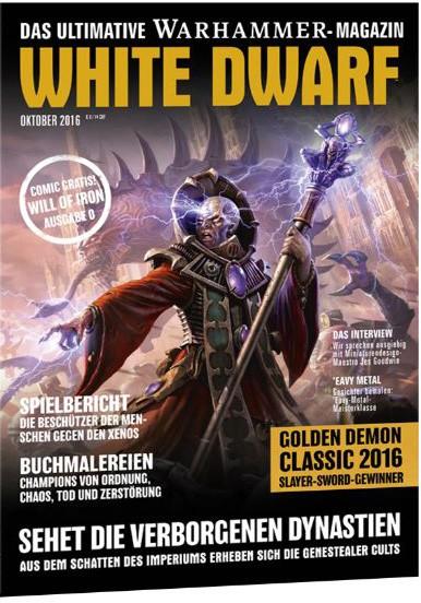 White Dwarf Oktober 2016 (DE)