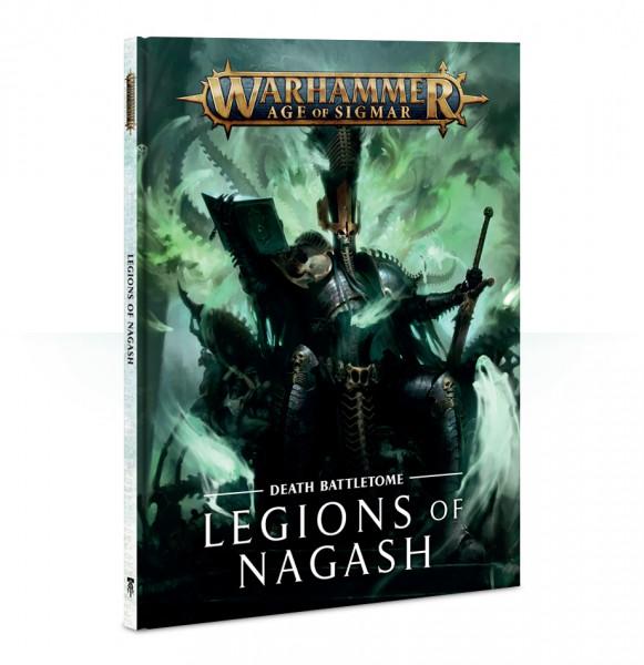Battletome: Legions of Nagash (DE)