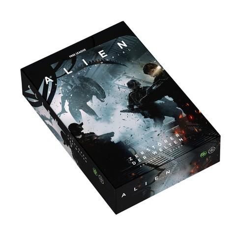 ALIEN: Das Rollenspiel - Zerstörer der Welten - Spielbox (DE)