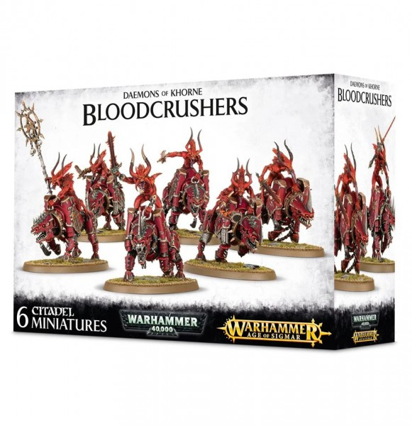 Khorne Bloodcrushers-Mailorder!