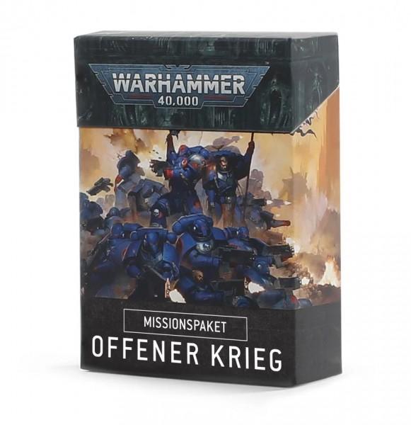 Warhammer 40.000: Missionspaket Offener Krieg (DE)