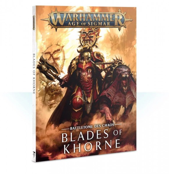 Battletome: Blades of Khorne (DE)