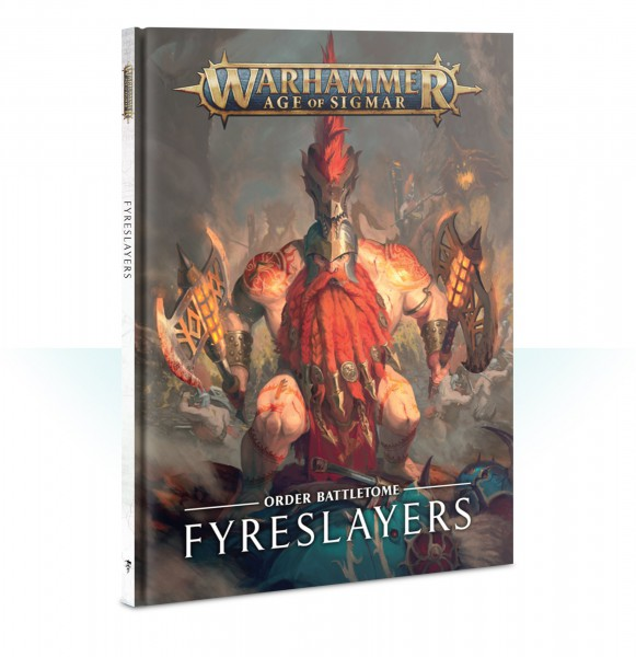 Battletome: Fyreslayers (DE)