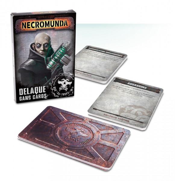Gang-Karten: Delaque (DE)