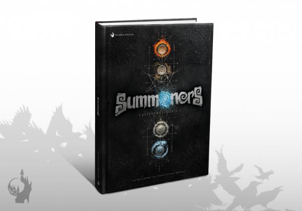 Summoners Regelbuch (DE)