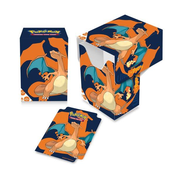 Pokémon Glurak 2020 - Deck Box