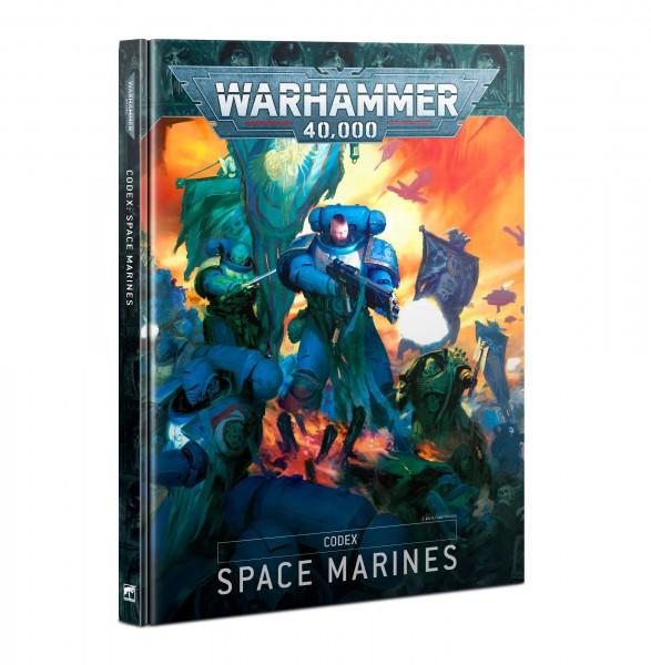 Codex: Space Marines 2020 (DE)