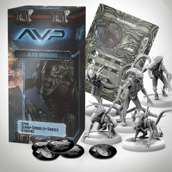 AVP Alien Warriors (DE)