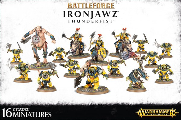 Battleforce: Ironjawz Thunderfist