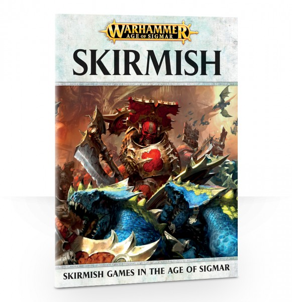 Warhammer Age of Sigmar: Scharmützel (ENG)