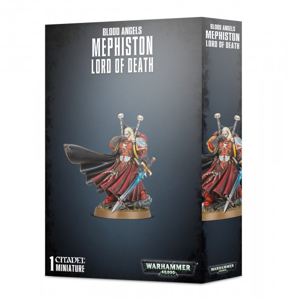 Mephiston, Fürst des Todes