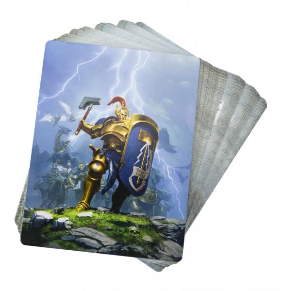 Stormcast Eternal Warscrolls Karten (DE)