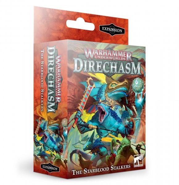 Warhammer Underworlds: Direchasm – Die Sternblutpirscher (DE)