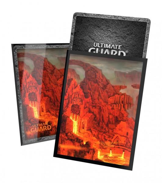 Ultimate Guard Printed Sleeves Standardgröße Lands Edition II Gebirge