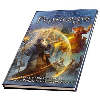 Frostgrave Grundregelwerk 2. Auflage Deutsch