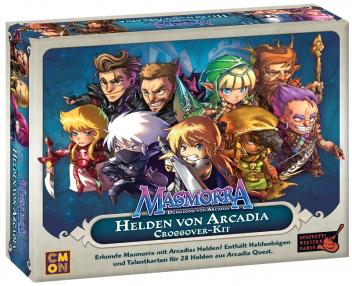 Masmorra - Helden von Arcadia (Crossover-Kit) (DE)