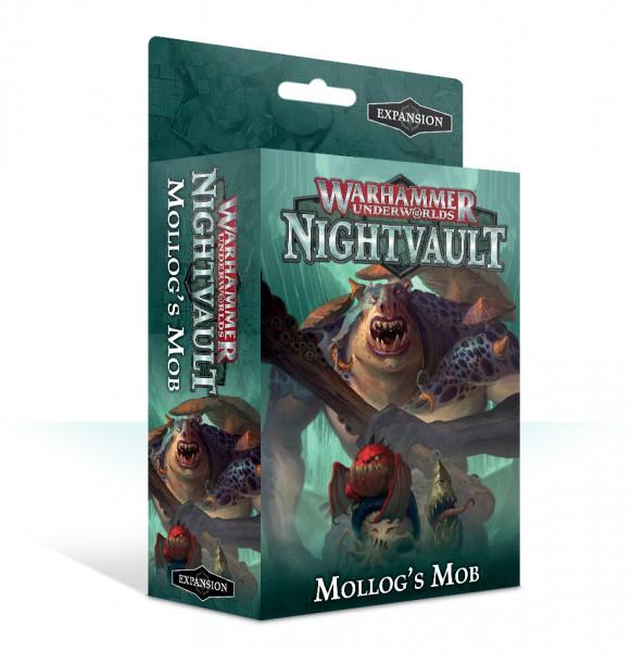 Warhammer Underworlds: Nightvault – Mollogs Mob
