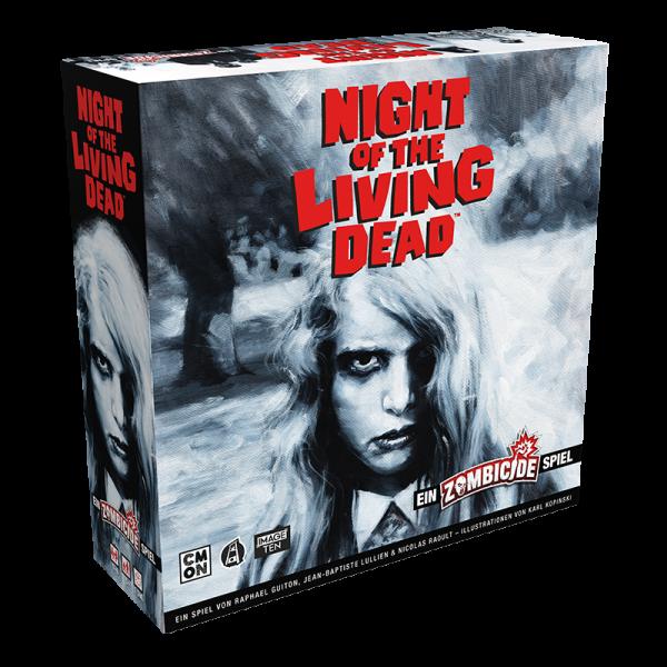 Zombicide: Night of the Living Dead (DE)