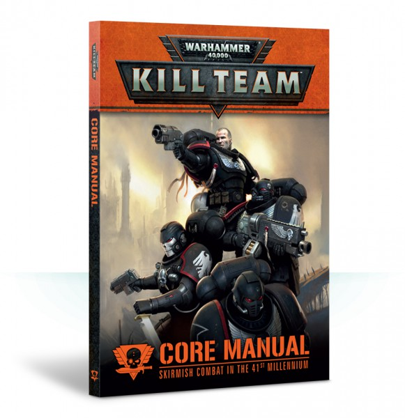 Warhammer 40.000 Kill Team: Grundhandbuch (DE)