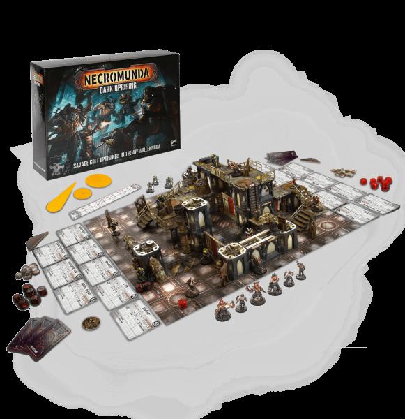 Necromunda: Dark Uprising (Englisch)