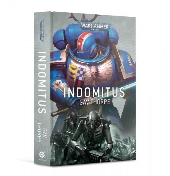 Indomitus (Paperback) (DE)