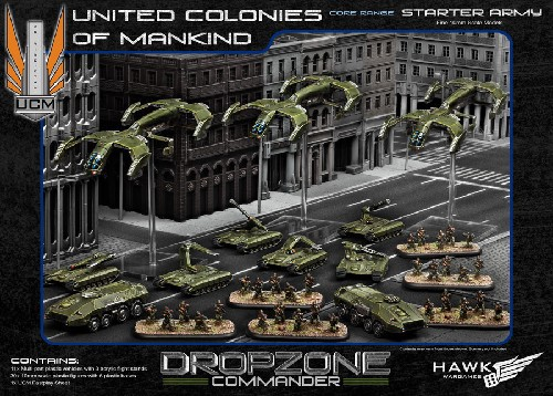 Core UCM Starter Army (plastic)
