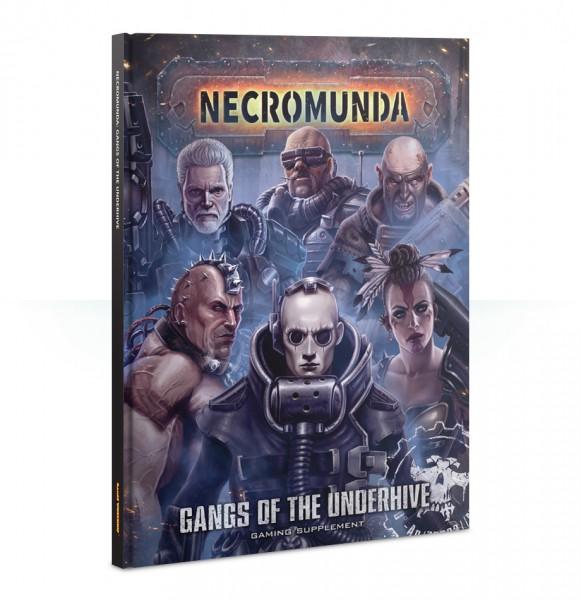 Necromunda Gangs der Unterwelt (DE)