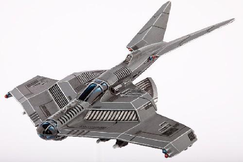 UCM: Seraphim Strike Fighter (1)