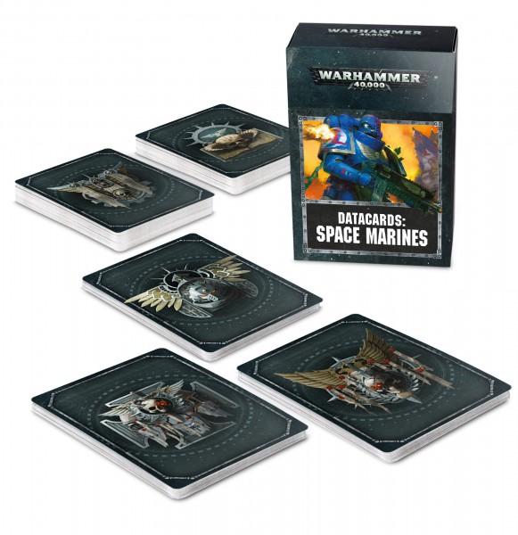 Datakarten: Space Marines