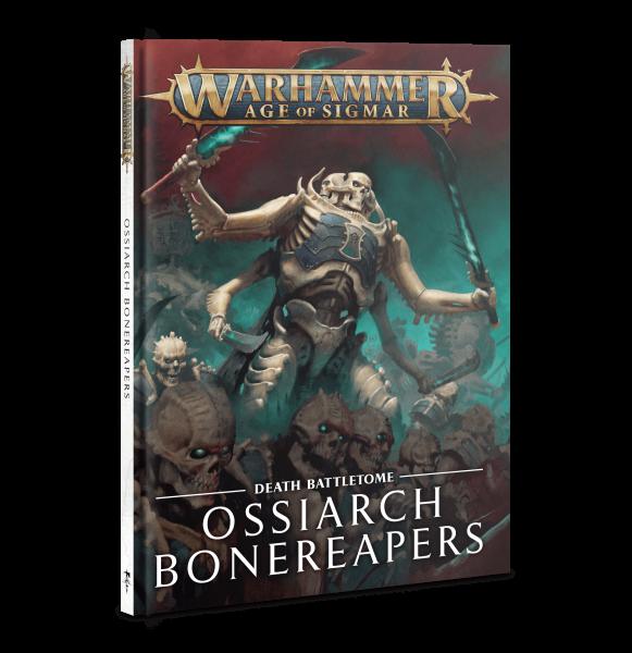 Battletome: Ossiarch Bonereapers (DE)
