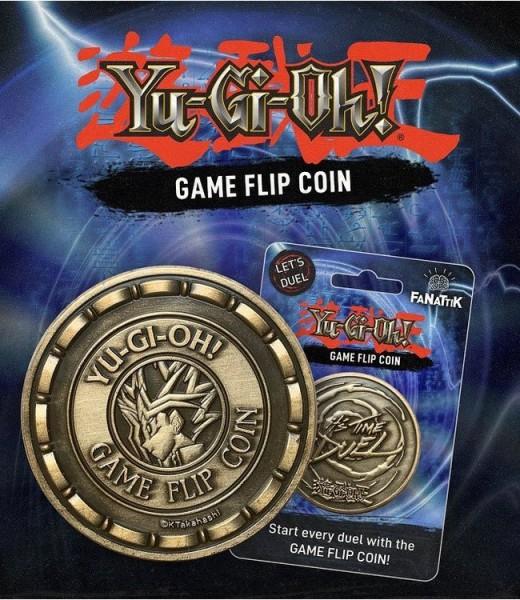 Yu-Gi-Oh!   Flip Coin 1/1 Replik
