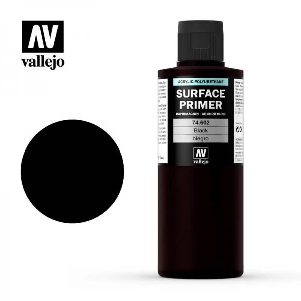 Vallejo Primer Black 74.602