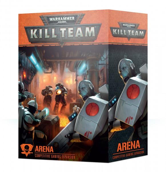 Kill Team: Arena – Erweiterung für Truppgefechte im Wettbewerbspiel (DE)