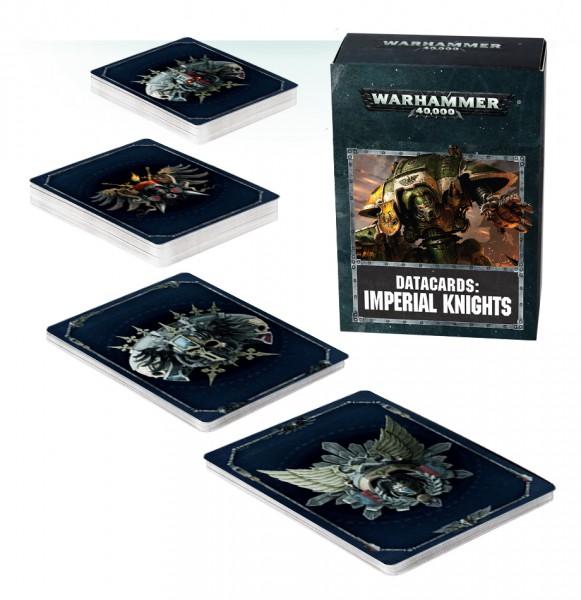Datakarten: Imperial Knights (DE)