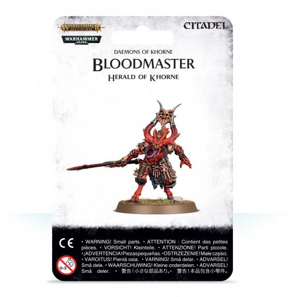 Bloodmaster, Herald des Khorne